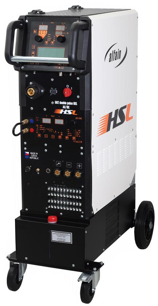 aXe 502 DOUBLE PULSE HSL AC/DC HF COMPACT H2O